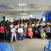 Workshop on the Importance of Counselling at MES College