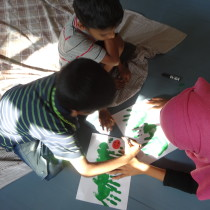 Creative Activity - Life Skills Workshop - Day 3