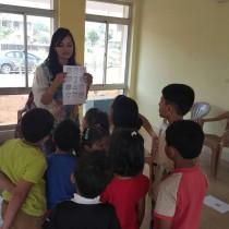 Identifying our feelings. - Guest Workshop Facilitator For Chhavi Goyal.