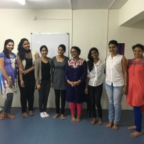 Successful Completion of Decoding Dyslexia workshop on June 24th, 2016